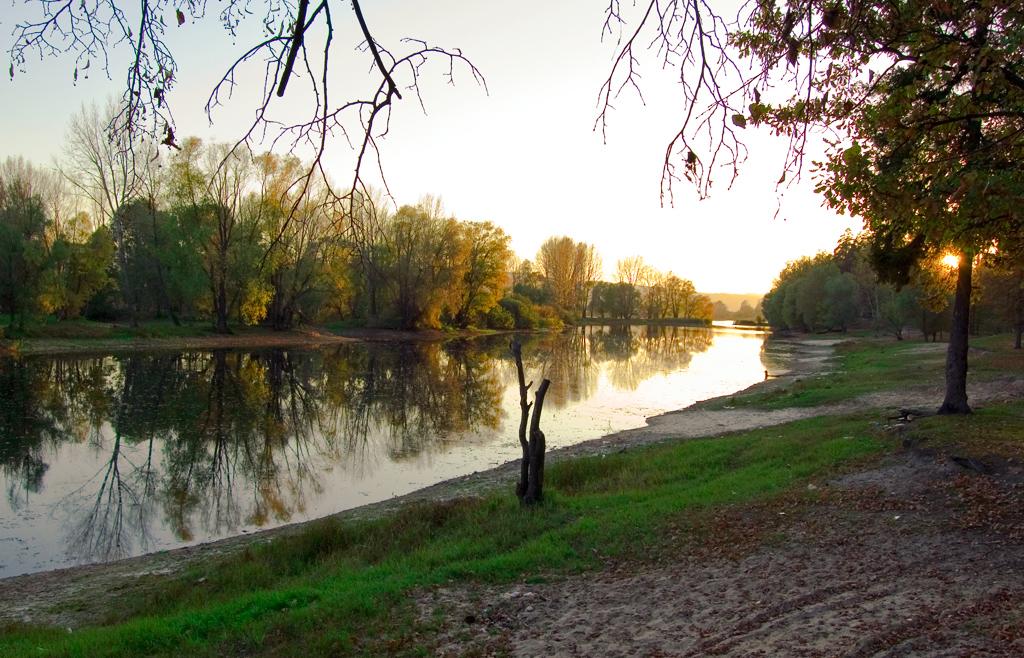 Река Ремешка, г. Зеленодольск, 2007г.